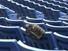 The Ottawa Lynx have informed the city of Ottawa that they intend to leave the city after 2007. The Lynx are  meeting with Ottawa mayor Bob Chiarelli Thursday. Empty seats at baseball stadium with glove sitting on seat.