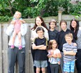 Jeanine Macintosh is a small-business owner, blogger, and mother of eight living in Barrie, Ont.