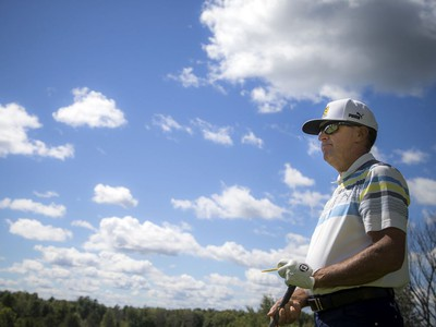 Graham Gunn at the Ottawa Sun Scramble City Championship Week that wrapped up Sunday.