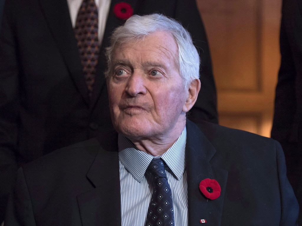 LILLEY: 'Canada's Kennedy,' former PM John Turner, dead at 91