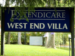 The Ottawa Hospital will begin sending patients to a newly created unit inside the West End Villa long-term care home starting in May.