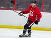 Ottawa Senators center Colin White during team practice at the Canadian Tire Centre on Monday. March 2, 2020. Errol McGihon/Postmedia