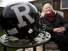 OTTAWA -   Jo-Anne Polak poses for a photo in at her home in Ontario Monday Nov 16, 2020. Jo-Anne was the general manager of the Ottawa Rough Riders from 1988-91.  Tony Caldwell