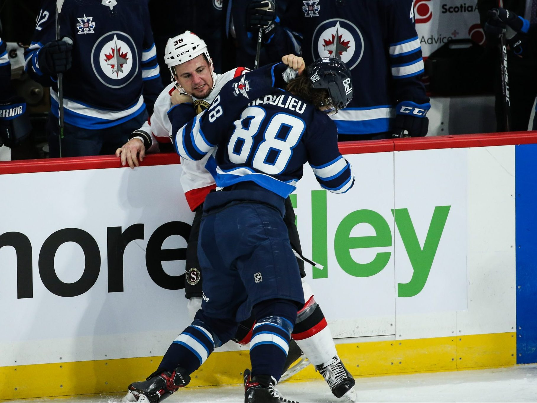 Good riddance: Senators lose third in a row to Jets