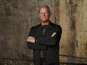 Mike Holmes stars in the new CTV reality series Holmes Family Effect, debuting Sunday, Feb. 7, immediately following the Super Bowl.