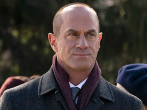 """Christopher Meloni stars in """"Law & Order: Organized Crime."""""""
