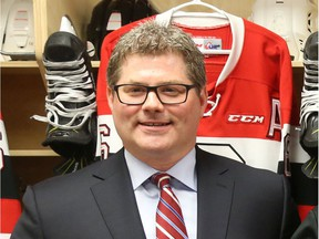 James Boyd, the Ottawa 67's general manager.