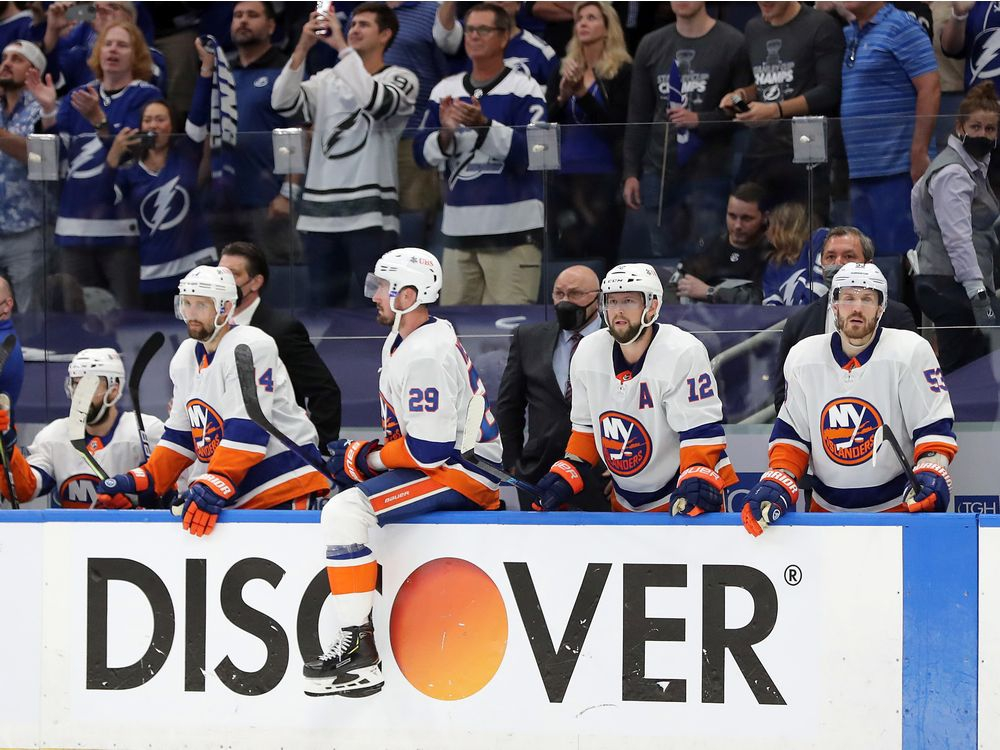 GARRIOCH: New York Islanders took it on the chin in Game 5, have their backs against the wall