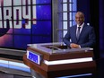 LeVar Burton started his guest host stint on Jeopardy! this week.