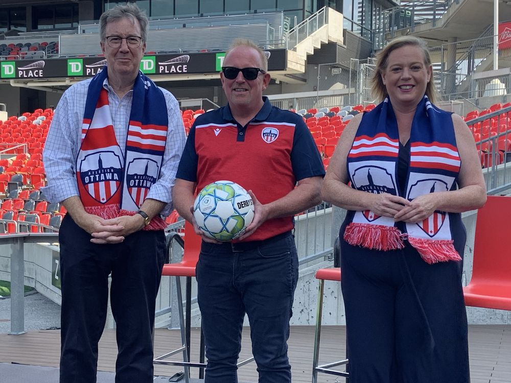 PAY WHAT YOU WANT: Great initiative by Atlético Ottawa for Aug. 14 home opener