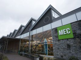 MEC's store in North Vancouver, B.C.