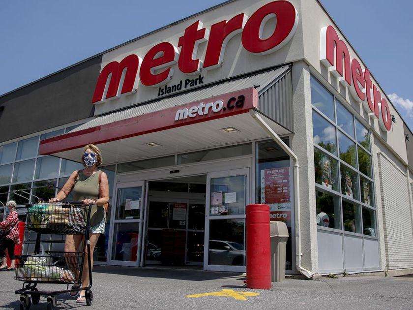 Metro saw total revenues grow by 11.6 per cent, to $5.8 billion, in the quarter, ended July 4, quadrupling its online grocery sales and boosting earnings to $263.5 million.