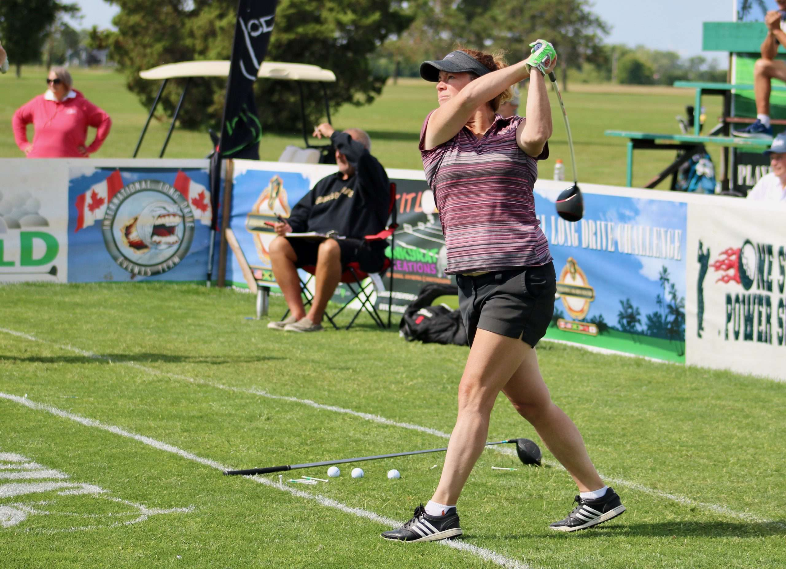 Long drive contests a passion for champion