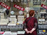 Retail sales face an uncertain path over the next few months.
