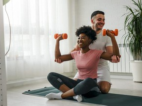The data collected indicates that most of the study's participants report that cannabis consumption led to better exercise experience.
