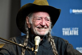 Willie Nelson will be a keynote speaker at this year's SXSW conference. /