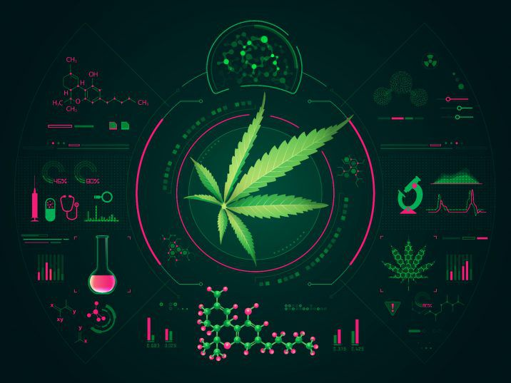 In the future, marijuana retailers could potentially use technology to provide customers with products that will do exactly what they want them to do.