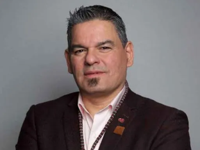 Isadore Day, former Regional Chief of Ontario, Lake Huron Region Grand Chief and Vice Chair of the North Shore Tribal Council. /
