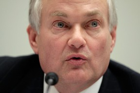 NHLPA executive director Donald Fehr concluded two days of meetings with his members on Tuesday in Kelowna. The next negotiation session with NHL ownership is Wednesday in Toronto. (Getty Images/via National Hockey League).