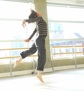 The Dancing on the Edge Festival of Contemporary Dance brings together some of the country's brightest dance talents.