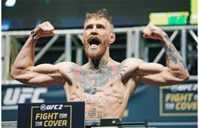 Conor McGregor will fight Nate Diaz at UFC 196 on March 5 after champion Rafael Dos Anjos dropped out of their bout with a foot injury. UFC President Dana White announced the 170-pound matchup Tuesday night after a day of frantic shuffling.