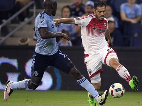 The Whitecaps have added former D.C. United forward Fabian Espandola.