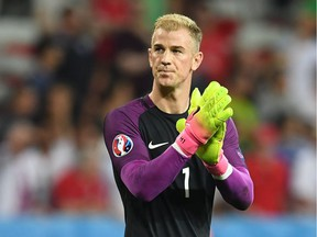 England goalkeeper Joe Hart moved on loan to Torino from Manchester City on Wednesday.