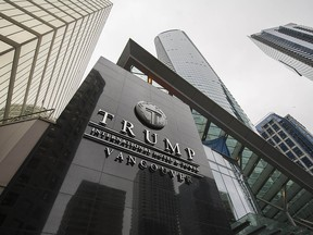 They didn't come cheap, but units at Trump International Hotel and Tower in Vancouver have so far been a good investment for most.