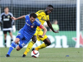The Whitecaps have added midfielder Tony Tchani from the Columbus Crew in exchange for Kekuta Manneh.