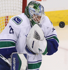 Jacob Markstrom had a strong first half but would make just 26 appearances.