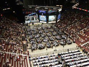 The 2006 NHL Entry Draft was held at GM Place. Could the 2019 be held in Vancouver, as part of the Canucks' 50th anniversary?