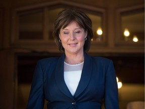 Former premier Christy Clark is planning to stay on as Opposition leader, and Liberal colleagues predict she'll thrive on the role.