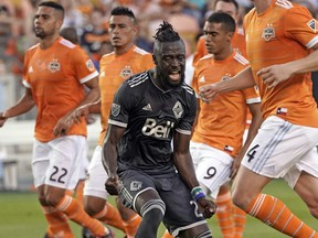 A groin injury has forced Kei Kamara of the Vancouver Whitecaps to the sidelines for a couple weeks. In his absence the team has failed to generate much of an offensive attack.