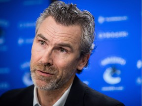 Trevor Linden is out as president of the Vancouver Canucks.