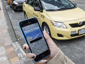 B.C. Minister of Transportation and Infrastructure Claire Trevena says we won't see Uber operating in B.C. until 2019 at the earliest.