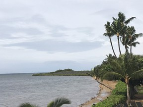 Hotel Molokai sits right on Kamiloloa Beach, adjacent to Hawaii's only barrier reef.