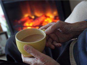 If an elderly in-law has debts, the situation if they pass away can be complicated for surviving family.