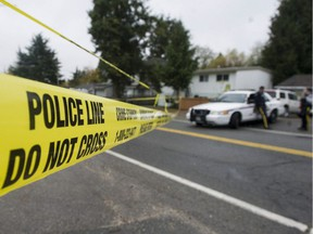 Homicide police have linked the latest shooting, which happened Monday in Abbotsford and left a 19-year-old dead, to the gang war., which included a death at this Surrey house last week.
