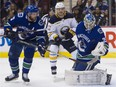 Versatile forward Sam Reinhart could be a fit at right wing for Bo Horvat.