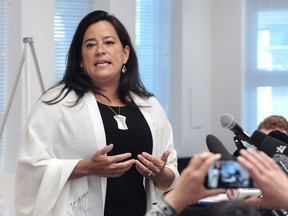 Jody Wilson-Raybould announces she will seek re-election as an Independent candidate, in Vancouver on May 27. The former cabinet minister may need to transform herself from a national to a local political figure.