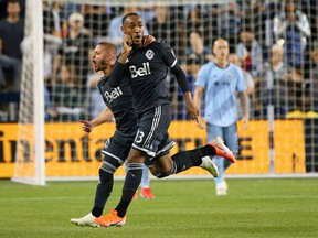 Derek Cornelius was sent out on loan to a Greek team on Monday, after seeing little playing time with the Vancouver Whitecaps.