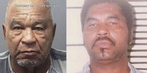 Old Samuel Little and the killer in his salad days.