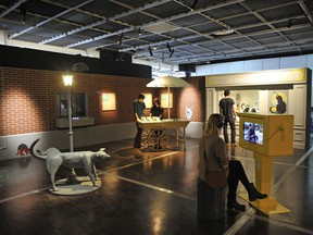 The exhibit Cats & Dogs comes to Science World beginning Sept. 22.