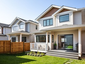 New Haven is a single-family phase of homes at the Onni Group's Tsawwassen Landing. [PNG Merlin Archive]