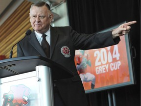 David Braley, the owner for the B.C. Lions, died Monday morning,