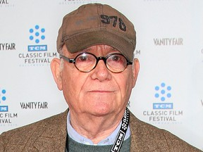 """Writer Buck Henry attends the TCM Classic Film Festival screening of a """"A Star Is Born"""" at Grauman's Chinese Theater on April 22, 2010, in Hollywood, Calif."""