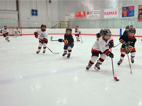 Minor hockey associations and other youth sports groups around B.C. got some good news from the government on Monday.