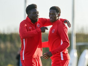 Alphonso Davies and Jonathan David are two of the highest-profile players in Europe, and lead Canada's Golden Generation of players. Canada's chances of making  the 2022 World Cup got better with the change to the qualifying format on Monday.