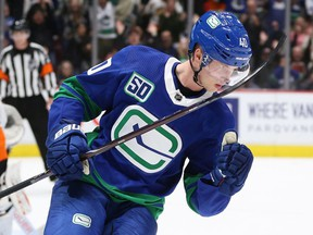 There are encouraging signs that Elias Pettersson, with 11 points in his last 11 games, is finding his dominant game.