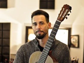 Vancouver guitarist Adrian Verdejo's new Pro Musica initiative isn't just about classical guitar.